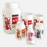 Contenants de suppléments nutritionnels